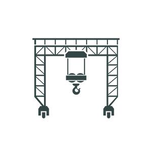 NBB tecnologia de gruas y elevadores puentes grua gruas de portico
