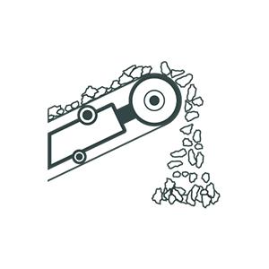 NBB miniere industria estrattiva nastri trasportatori