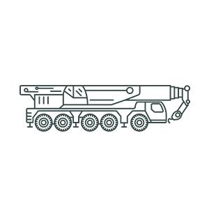 NBB aplicaciones especiales vehiculos de carga pesada