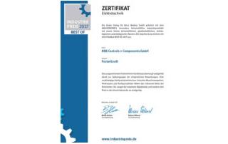 NBB zertifikat image