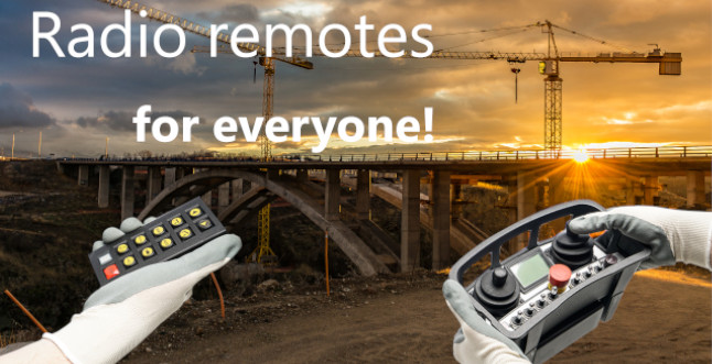 NBB-Basics radio remotes for everyone
