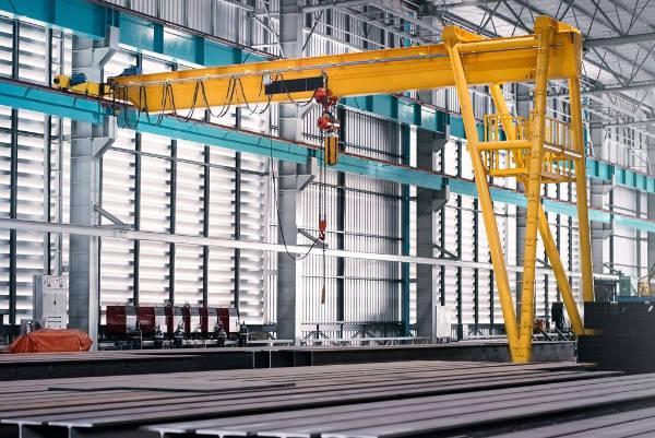 NBB radio remote controls crane and lifting technology